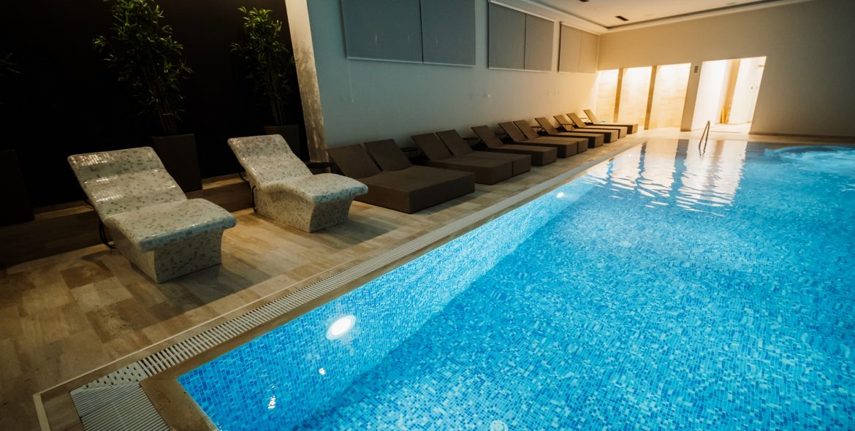 Barcode Hotel Swimming Pool