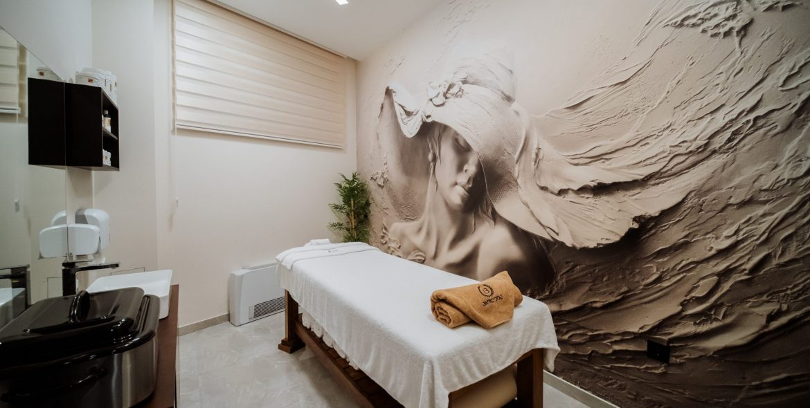 Barcode Hotel Massage Rooms