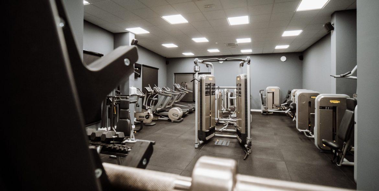 Barcode Hotel Gym